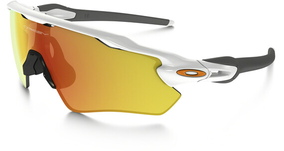 Oakley Radar EV Path Polished White w/Fire Iridium